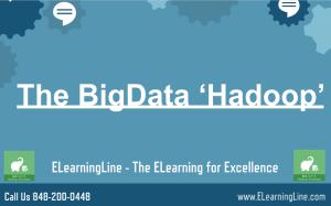 The big Data 'Hadoop'
