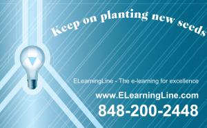 Keep on planting new seeds