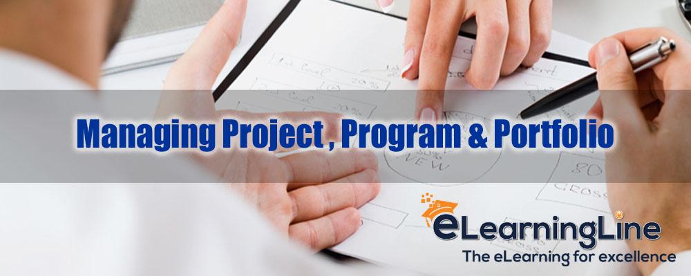 Managing Project , Program & Portfolio